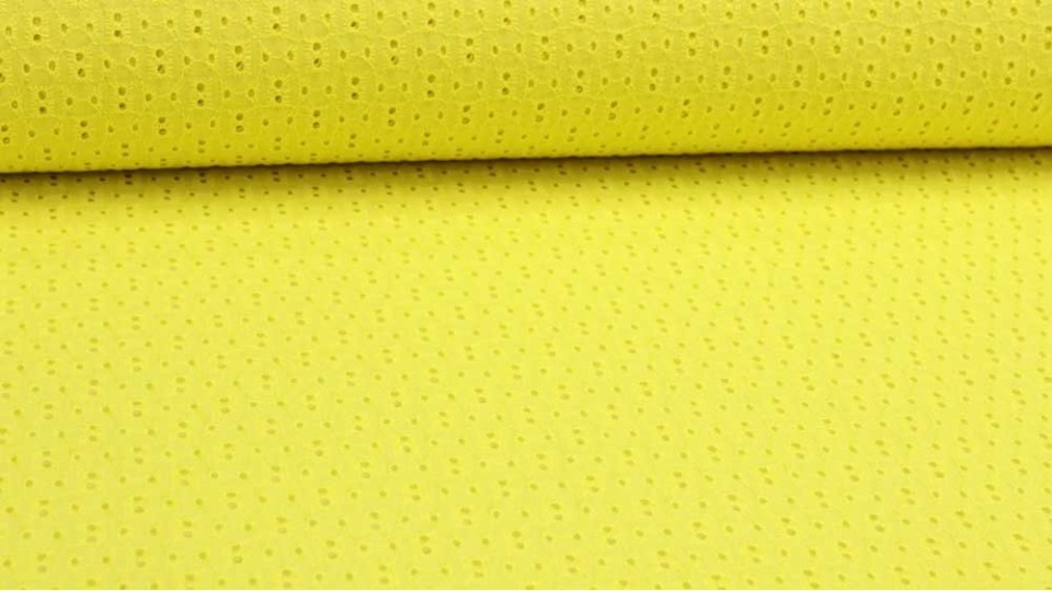 Perforado Amarillo Eva